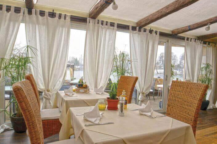 Restaurant Wellness Hotel Seestuben