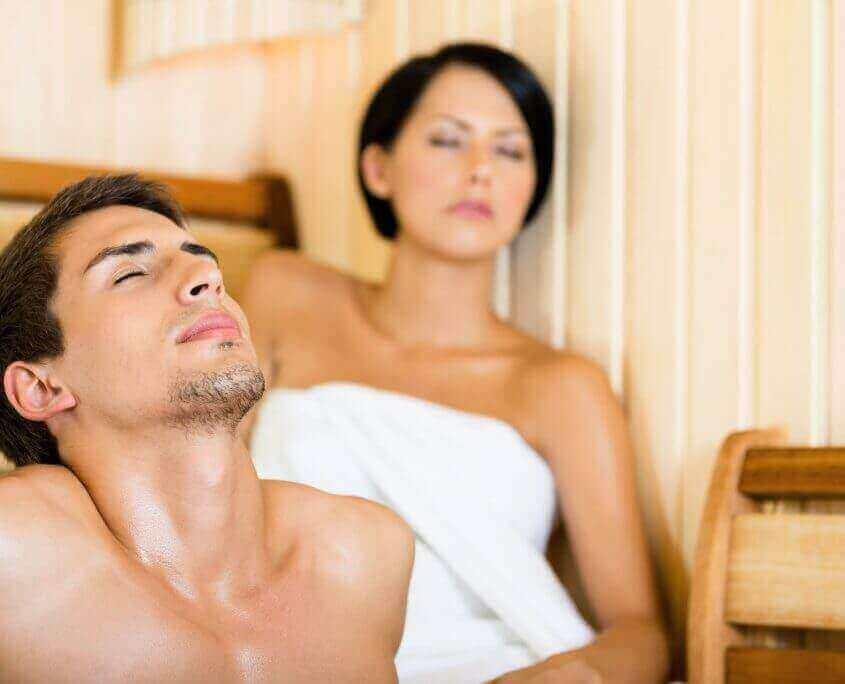 Sauna Wellness Hotel Seestuben Villach