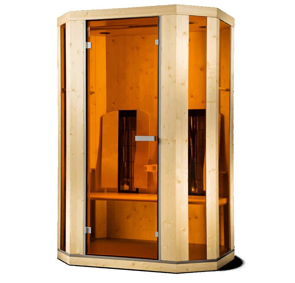 Infrarotkabine Sauna Wellness Hotel Seestuben Villach