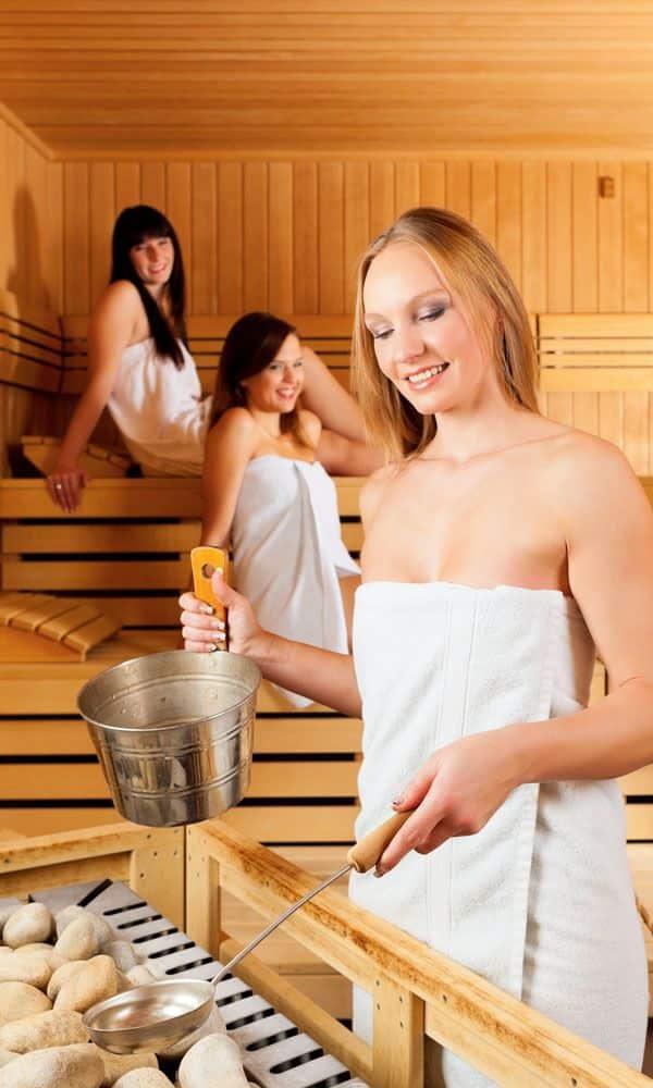 Sauna Wellness Hotel Seestuben 3