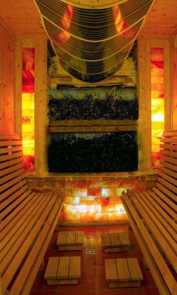 Sauna Wellness Hotel Seestuben 4