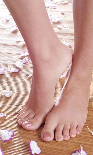 Füße Wellness Hotel Seestuben