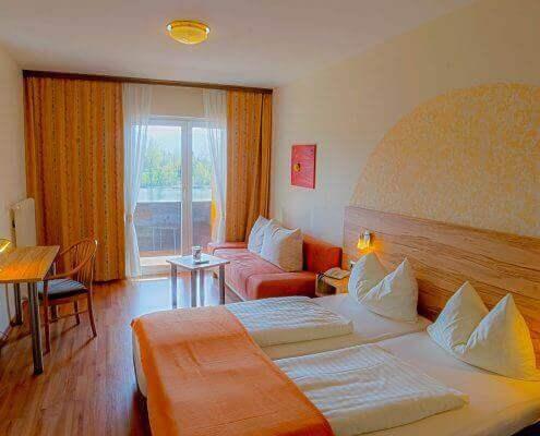 Zimmer Wellness Hotel Seestuben